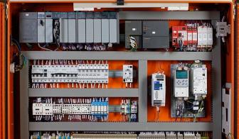 Steuerung der Zylindermontagestation